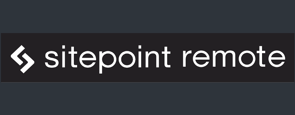 SITEPOINT REMOTE JOBS